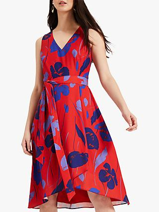379888bda19 Phase Eight Sacha Printed Dress
