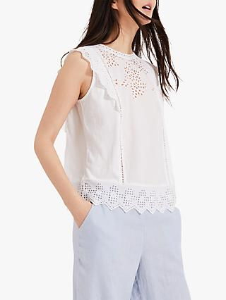Phase Eight Celestia Top, Ivory