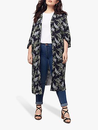 bfaced52a94b Oasis Curves Delray Kimono