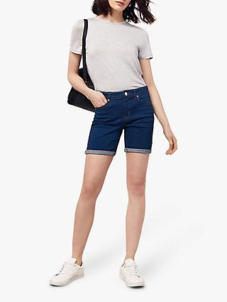Oasis Long Denim Shorts