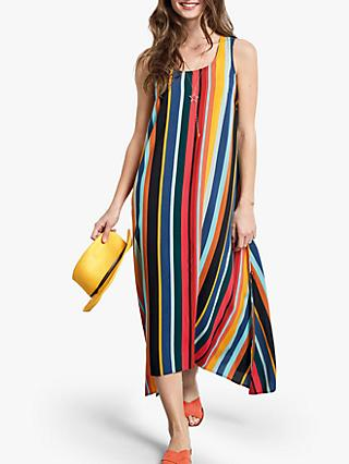 hush Alvers Dress, Summer Stripe
