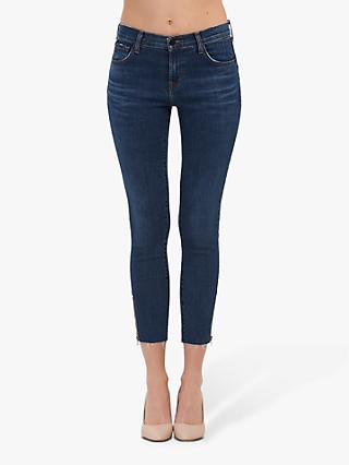 J Brand 835 Mid Rise Cropped Skinny Jeans, Austin