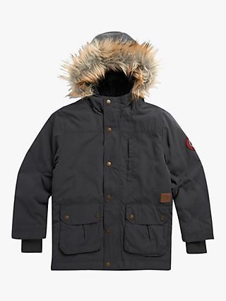 df1d76ca4 Boy's Jackets, Coats & Gilets   Barbour, Trespass   John Lewis