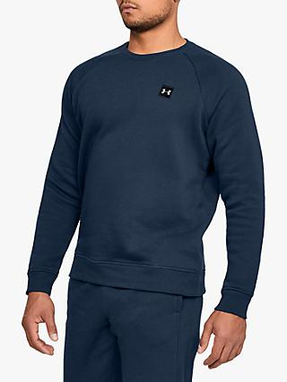 Under Armour Rival Fleece Crew Neck Sweatshirt