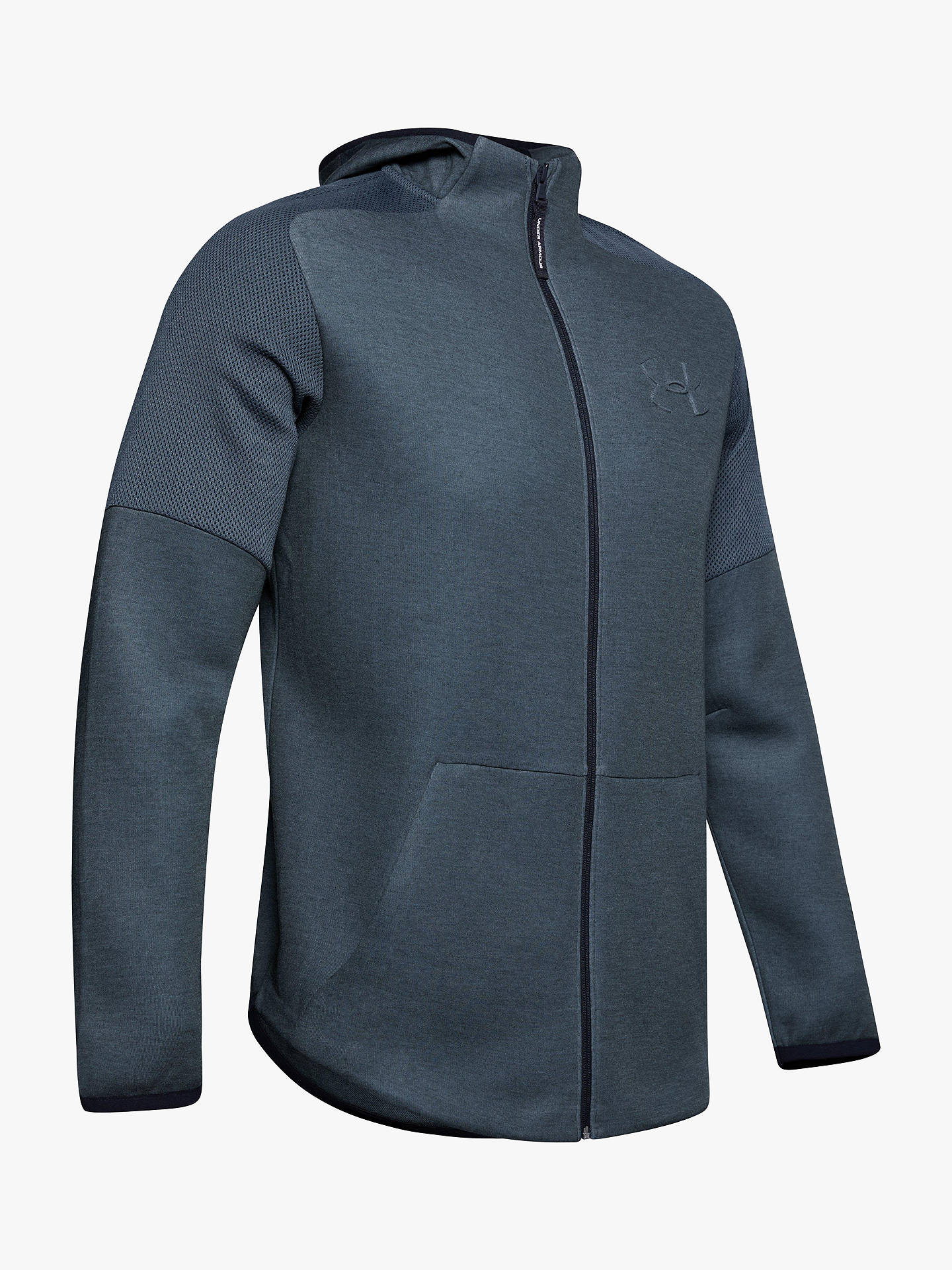 Under Armour Mens Unstoppable Move Light Full-Zip Hoodie