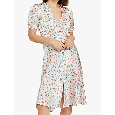 Product photo of Ghost sabrina floral dress