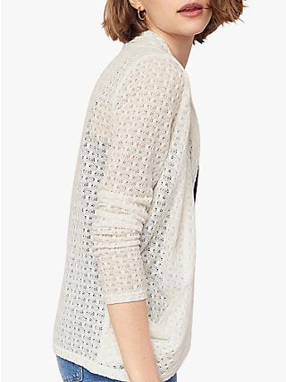cc33b2b602b Oasis Lace Drape Cardigan