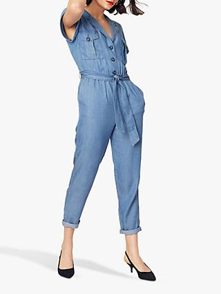 Oasis Utility Boilersuit, Blue