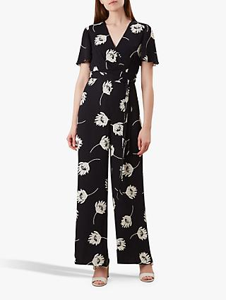 5918f12f6847 Hobbs Alexis Floral Jumpsuit