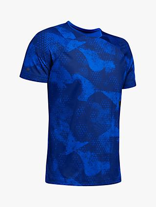 Under Armour Rush Short Sleeve Training Top
