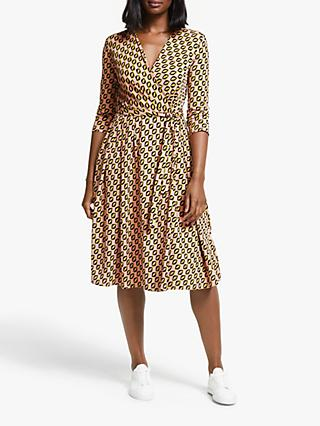 Weekend MaxMara Acca Wrap Dress, Pink