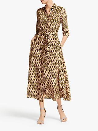 816bc42ec9 Weekend MaxMara Samanta Silk Shirt Dress