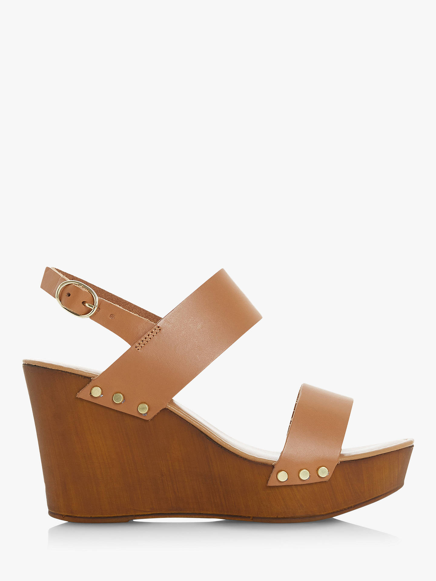 5b840a57d8a Buy Dune Kimmey Wooden Platform Wedge Sandals