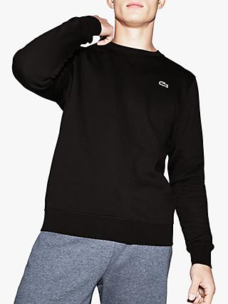 Lacoste Basic Crew Neck Sweatshirt