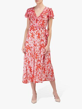 Lily and Lionel Trixie Forget Me Knot Flora Print Dress