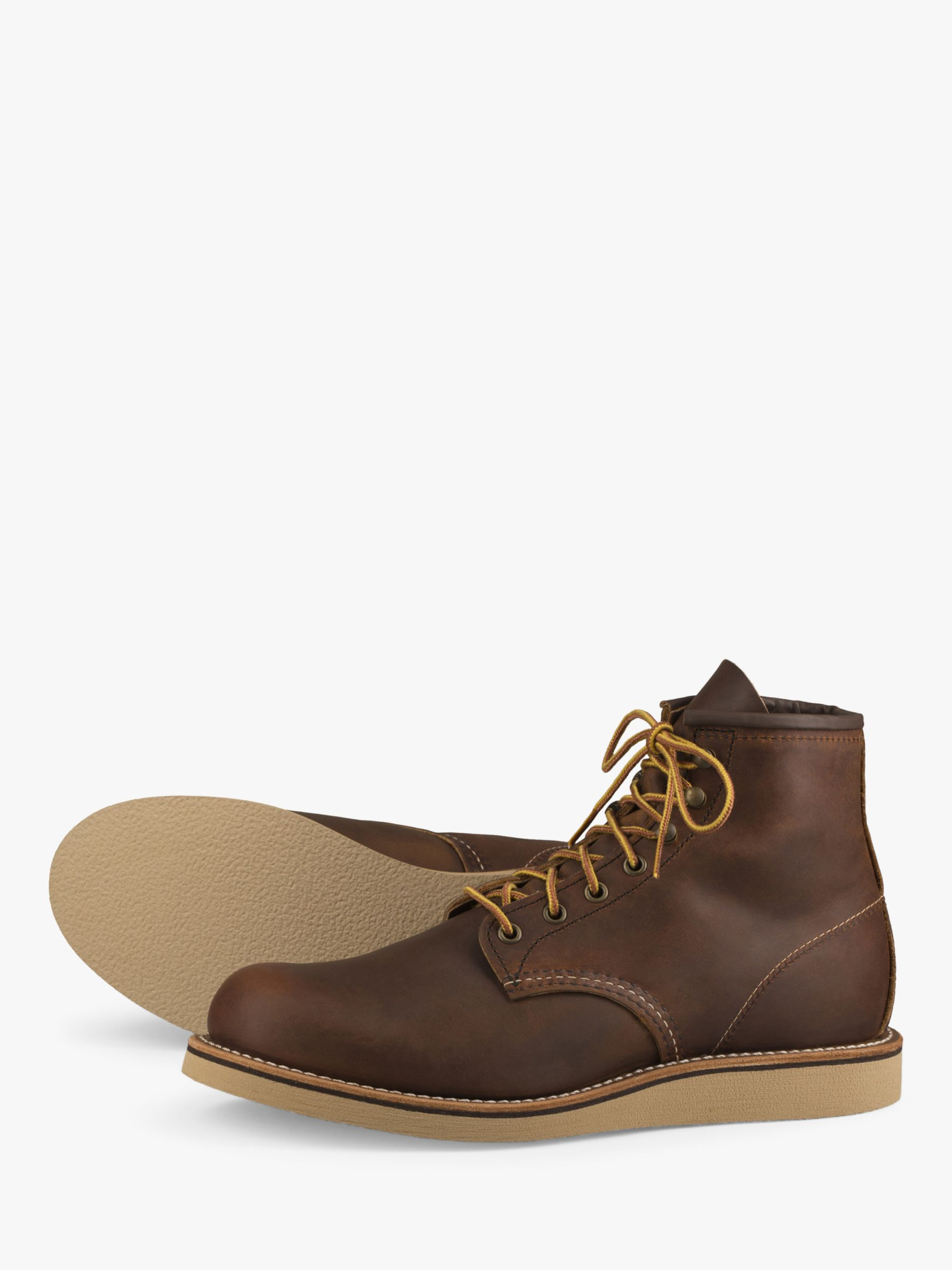 Red Wing Red Wing 2950 Rover Boots, Copper