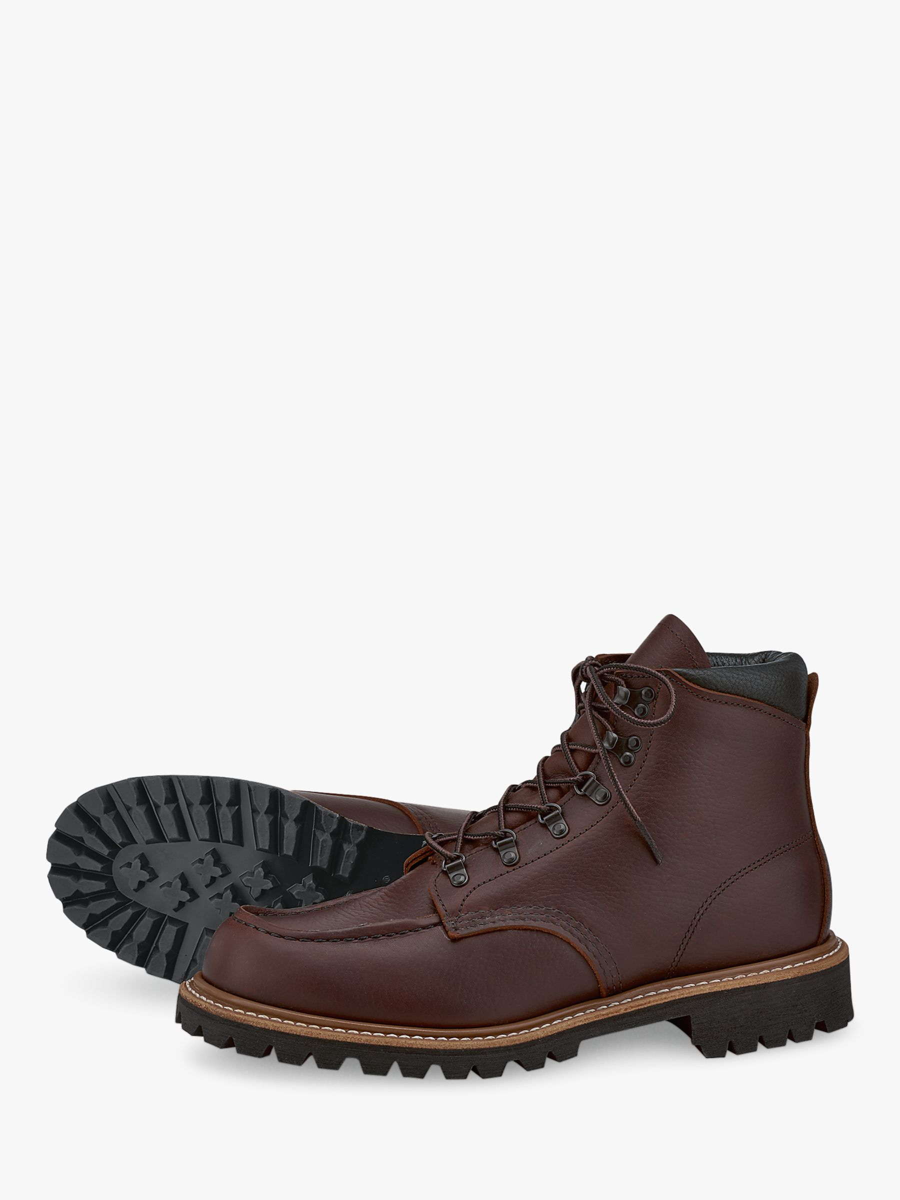 Red Wing Red Wing 2927 Sawmill Boots, Briar Oil Slick