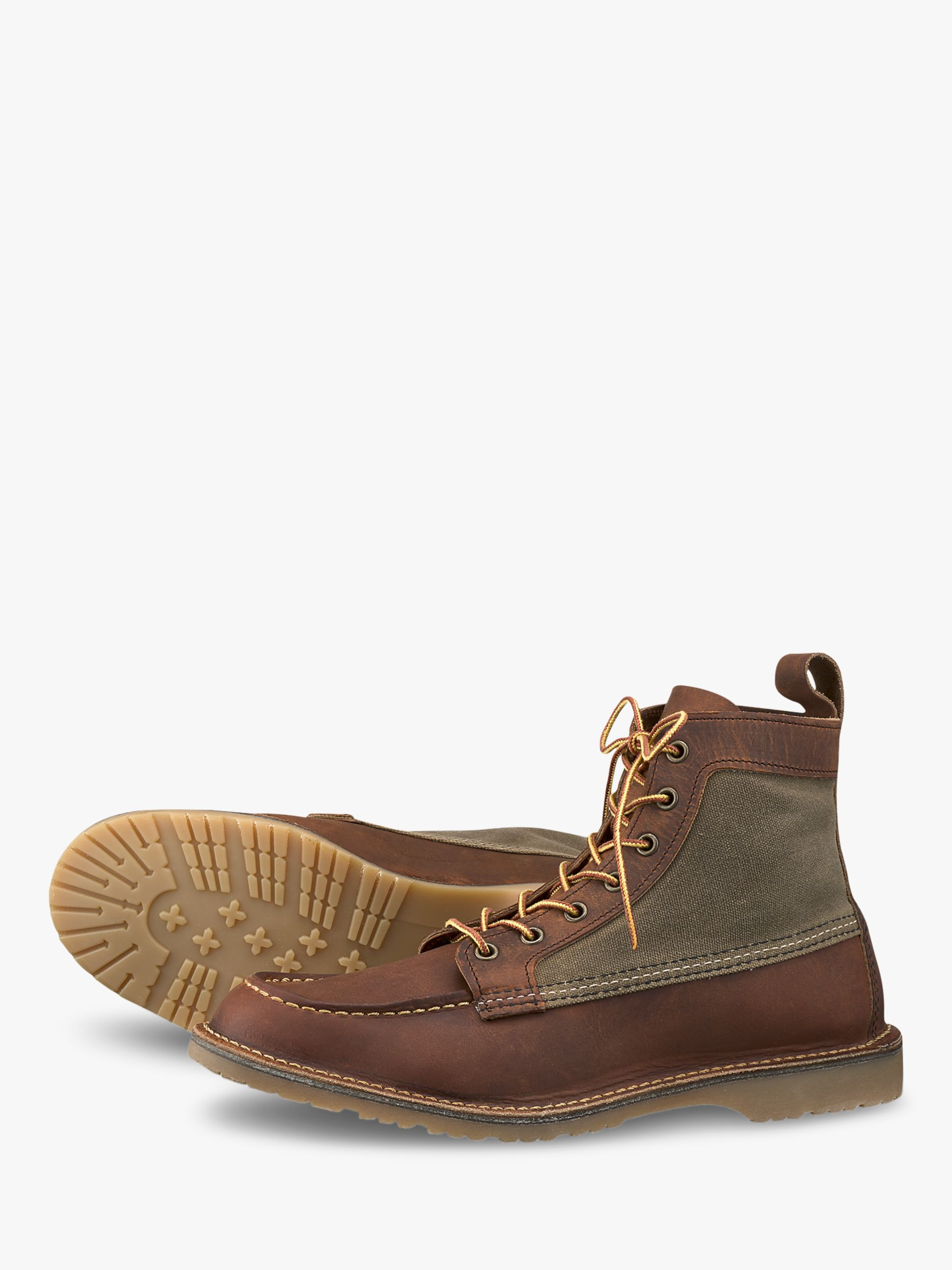Red Wing Red Wing 3335 Wacouta Boots, Copper