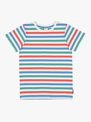 Polarn O. Pyret Children's Stripe T-Shirt