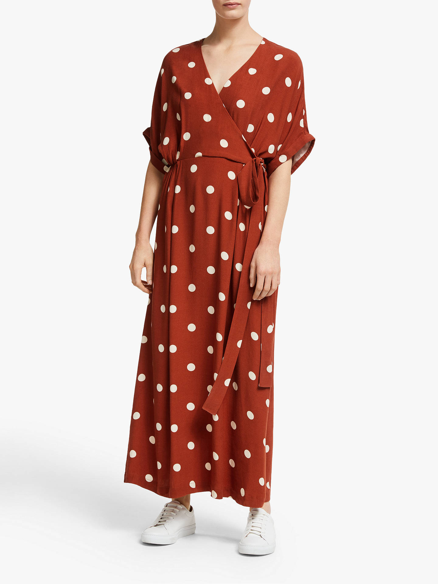de1908ccc1ea5 Just Female Caia Dress, Barn Red