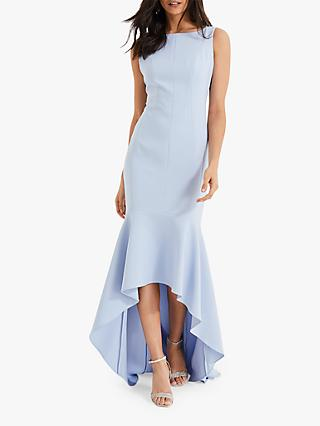 Damsel in a Dress Leela Maxi Dress, Pale Blue