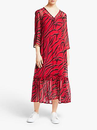 Gestuz Corin Dress, Red Coral