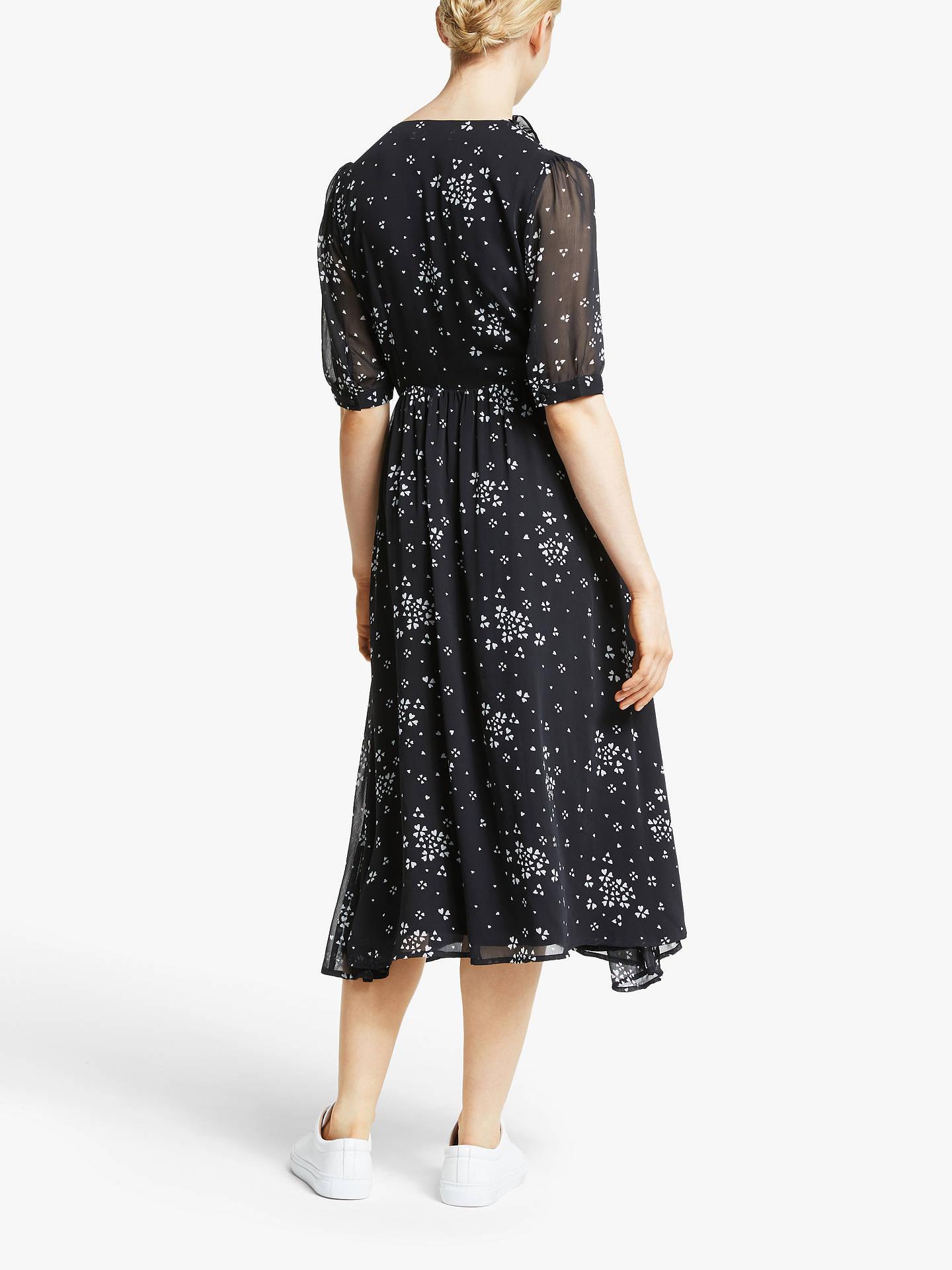 fa870fc4 ... Buy Gestuz Cindy Dress, Black, 8 Online at johnlewis.com ...