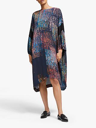 Kin Agida Oversized Dress, Blue