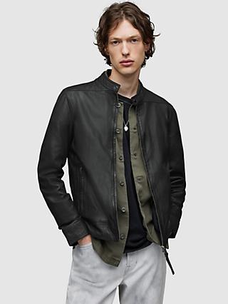 2af5da1ec Men's Jackets & Coats   Leather, Blazer, Bomber, Linen   John Lewis