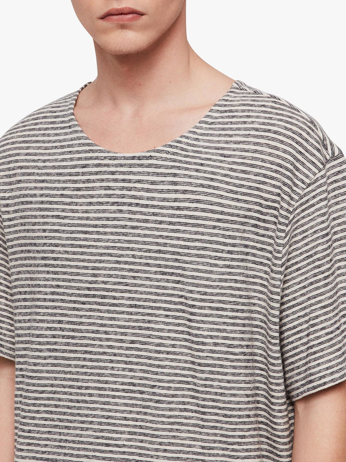 Mens Sine Short Sleeve Crew T Shirt