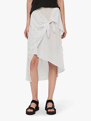 f6d361a9d94328 AllSaints | Women's Skirts | John Lewis & Partners