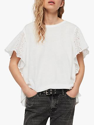 3a6d92526 Women's White Tops | White T-Shirts | John Lewis & Partners