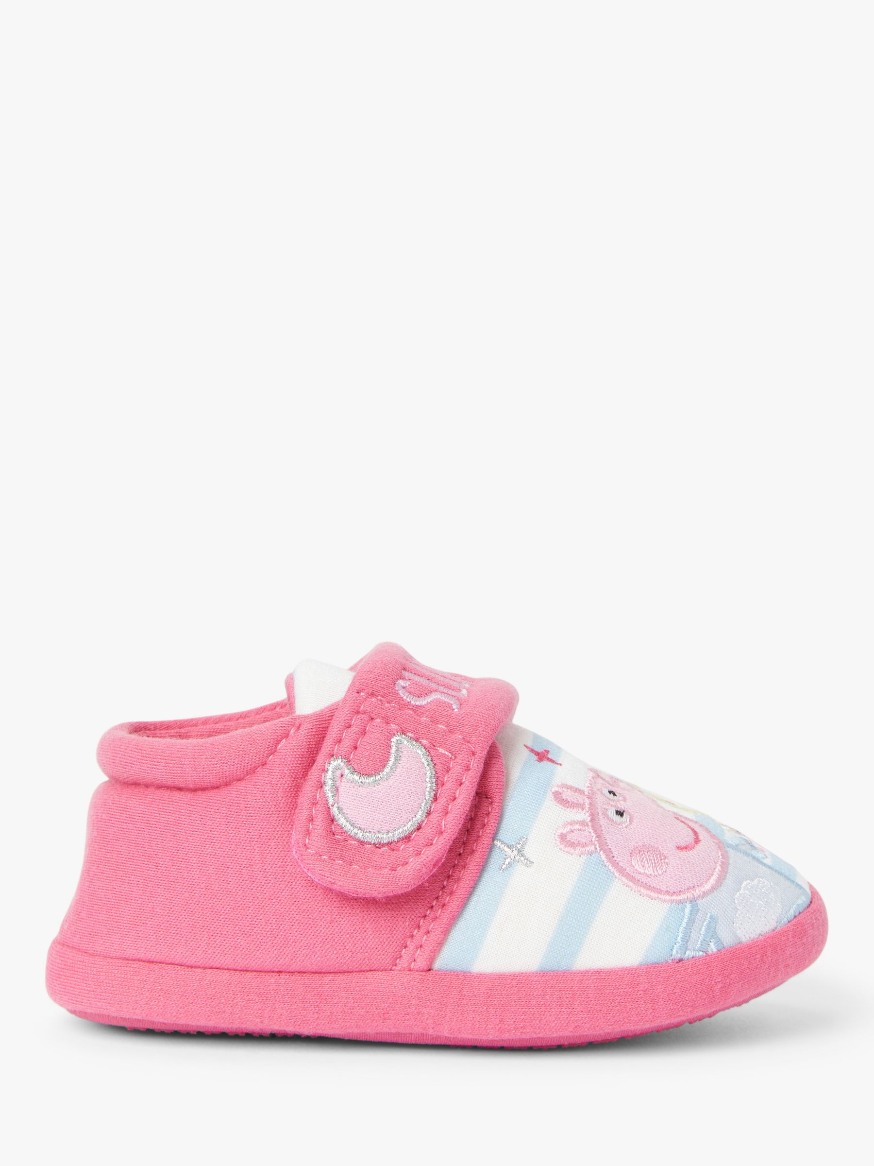 Peppa Pig Peppa Pig Children's Peppa Slumber Slippers, Pink