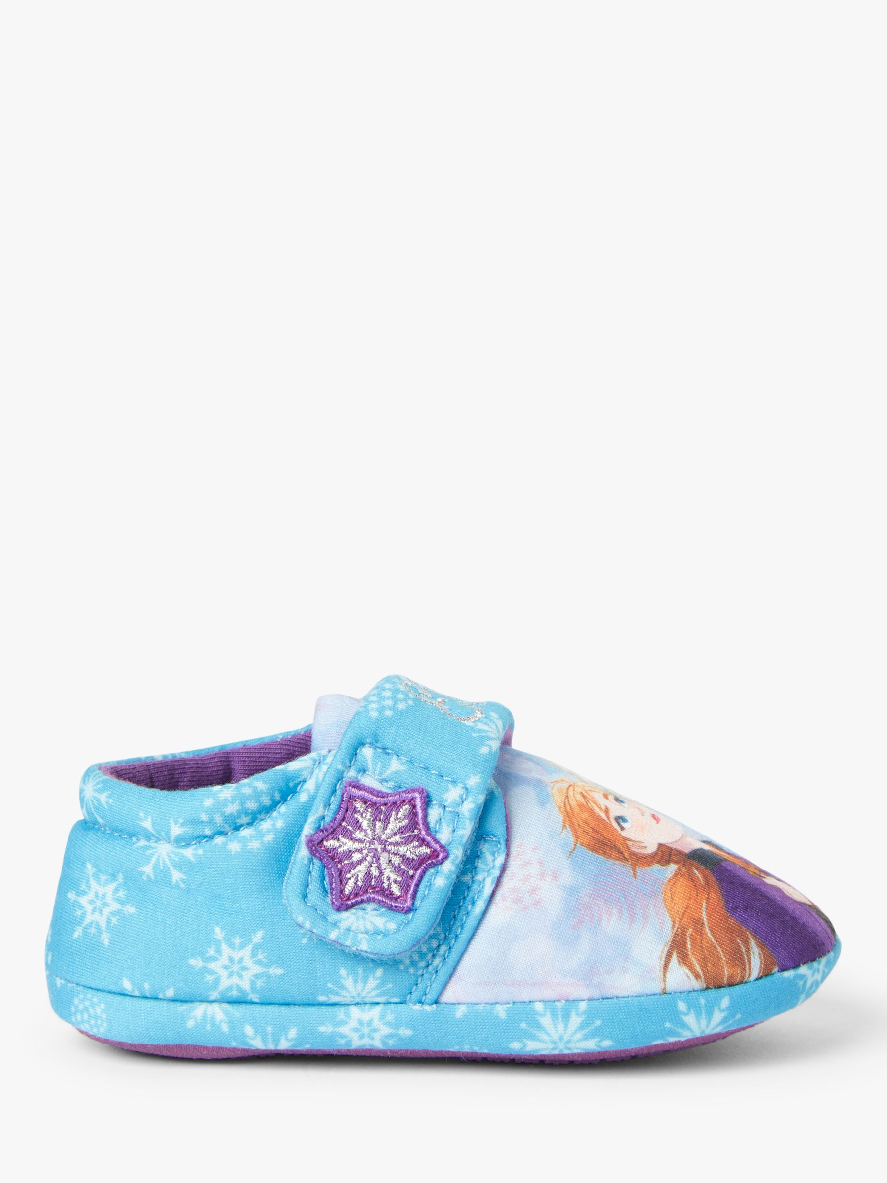 Peppa Pig Disney Frozen II Children's Slippers, Blue