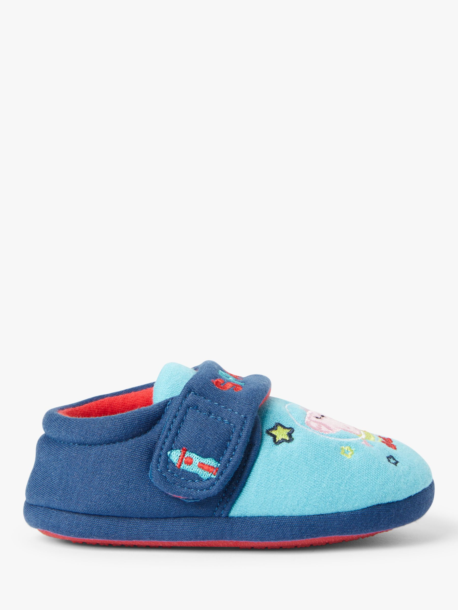 Peppa Pig Peppa Pig Children's George in Space Slippers, Blue