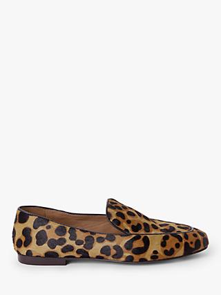 AND/OR Gabbi Animal Print Loafers