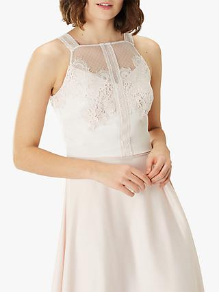Coast Colleen Lace Top, Blush