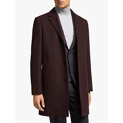John Lewis & Partners Melton Epsom Coat