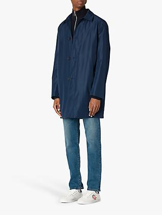PS Paul Smith Waterproof Mac, Navy