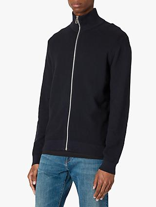 1c2ba2e31e9b15 Zip | Men's Jumpers & Cardigans | John Lewis & Partners