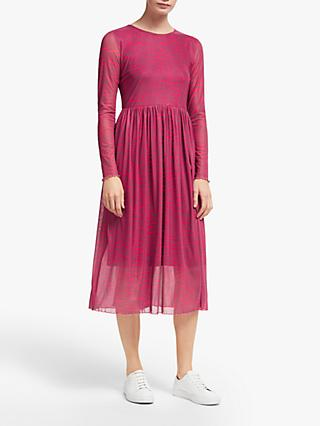 Numph Luisianna Dress, Rose