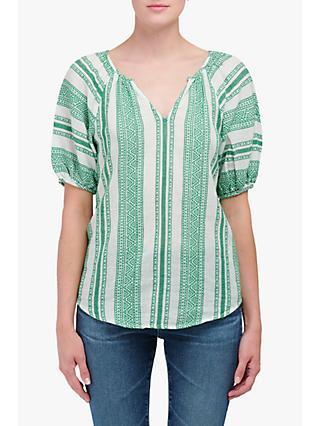 Intelligent 2019 Harajuku Street Style Pearl Buckle Denim Fashion Woman Blouses Long Sleeve Womens Shirt All Match Female Shirt Plus Size Women's Clothing