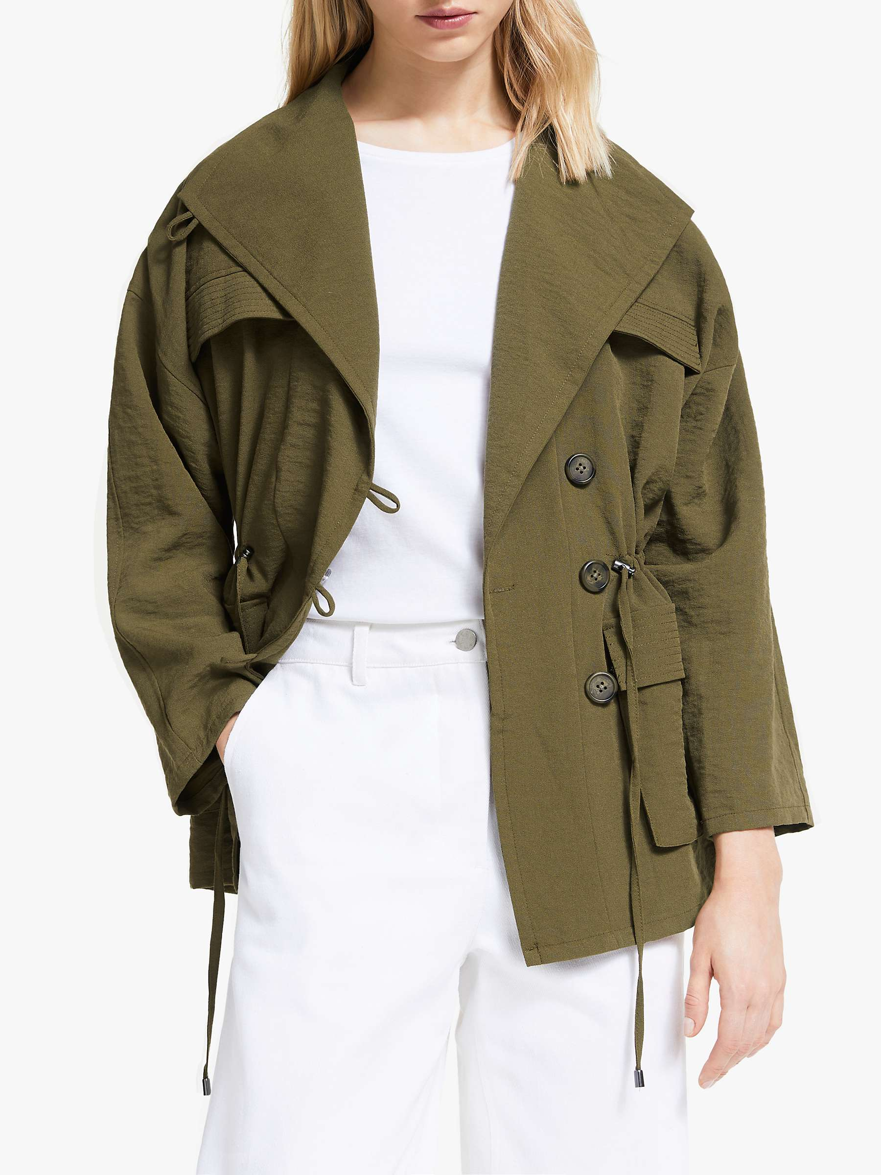 Y.A.S Malla Icons Utility Jacket, Beech by Y.A.S