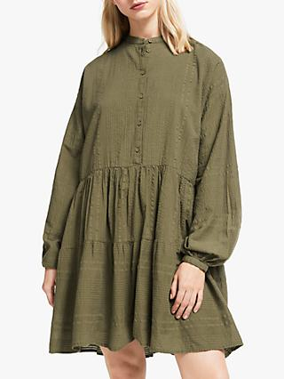Y.A.S Yascoco Smock Dress, Beech