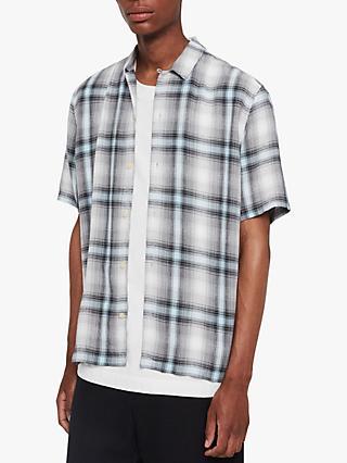 09af527c5 AllSaints Pondosa Check Shirt