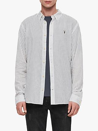 f3644012 Men's Striped Shirts | Men's Shirts | John Lewis & Partners