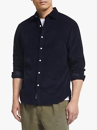 John Lewis & Partners Needle Cord Slim Fit Shirt