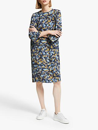 Kin Choya Raglan Sleeve Dress, Blue