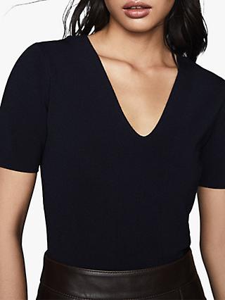 cf3fbd6a102652 Reiss | Women's Shirts & Tops | John Lewis & Partners