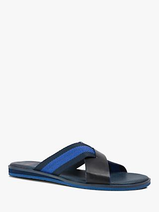 Ted Baker Bowdus Sandals, Dark Blue